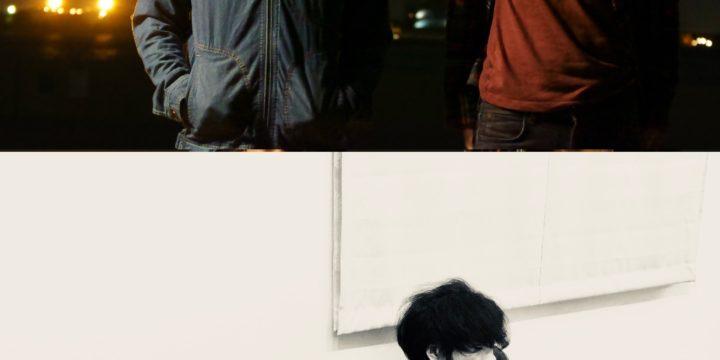 『西新宿5丁目の夜から13年〜再会』   中尾と草場 / 鈴ノ木ユウ
