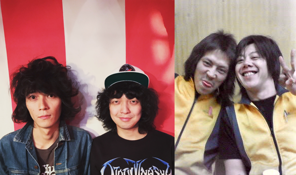 <strong>SOLD OUT!!</strong> 有馬和樹(Vo&Gt from おとぎ話) 牛尾健太(Gt&Cho from おとぎ話) 越川和磨(Gt&賑やかし from THE STARBEMS) 富士山富士夫(ドリンク係 from ex.毛皮のマリーズ)
