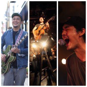 """Several Boys Galore Vol.1"" PANKYJIVE(big the grape)/ 植木雄人(ダブルオーテレサ)/ 清水英明(thewatter)"