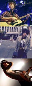 """BLAH BLAH BLAH  """"1st Anniversary"""" Special Live 裸眼2.0(マキノゲン from ザ・カスタネッツ with 鈴木淳) / 秋葉正志(ザ・ビートモーターズ)"""
